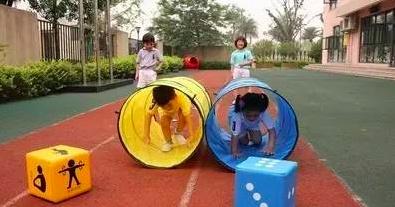 幼儿园区域体育活动的组织要点