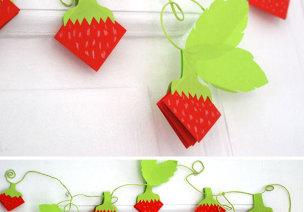 吊飾 | 草莓、寶石、桃心,給你的教室清新與色彩