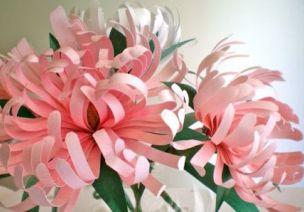 重阳节怎么少的了菊花?快做一束吧