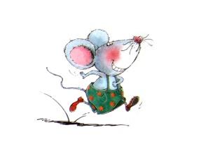 大班音乐游戏:小老鼠上灯台