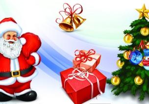 幼儿园小班主题活动:圣诞节整合主题