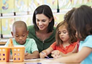 幼兒教師課堂提問的3誤區8建議