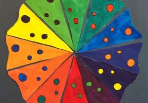 色环-给幼儿上的专业艺术理论课