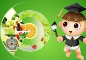 幼儿园大班健康活动:绿色食品和垃圾食品
