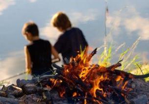 美国幼儿防火安全五项原则<简单,易做>