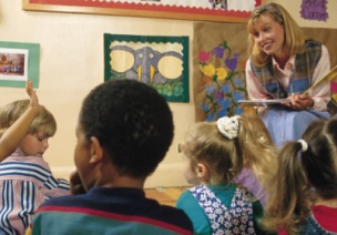 幼兒園課堂表揚語及肢體動作