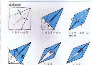 几款经典折纸2