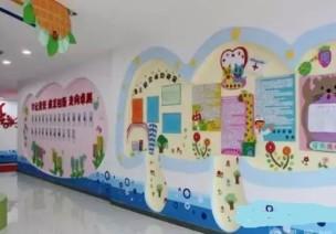 让幼儿园墙面设计美观多变的5个好方法