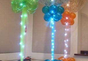 气球不知道怎么布置?节日装饰必备!