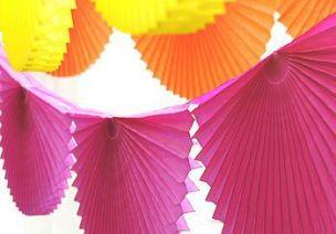 吊饰 | 20种纸拉花创意