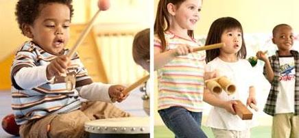 【经验分享】几种幼儿音乐教育的分析