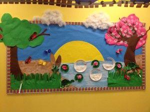打造有特色的幼儿园环创(理论指导)