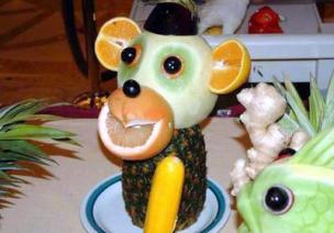 水果娃娃大变身