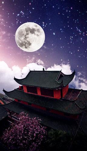 中秋月亮相关图片1