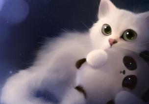 小班音乐游戏:找小猫