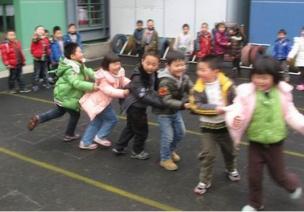 经典幼儿园户外体育游戏