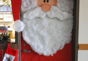 圣诞节教室门装饰大放送啦!超全哦!