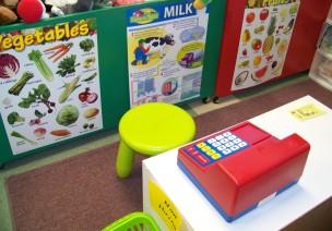 超赞的国外幼儿园区角设计小合集