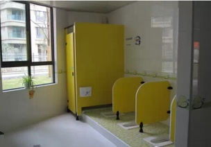 幼儿园盥洗室欣赏