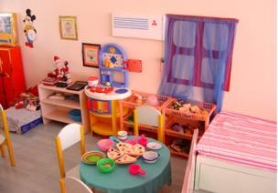 八大角色区布置及材料详解——娃娃家