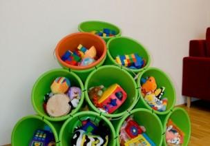 15个炫酷的玩具收纳小妙招