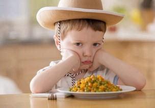 3~6岁儿童常见心理问题—偏食(上)