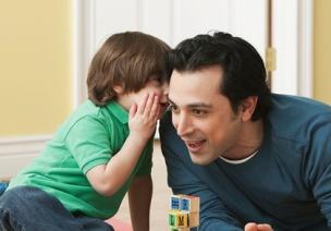 和孩子聊天的五大原则