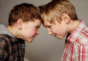 3~6岁儿童常见心理问题—攻击行为