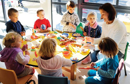 【看国外】新西兰幼儿教育面面观