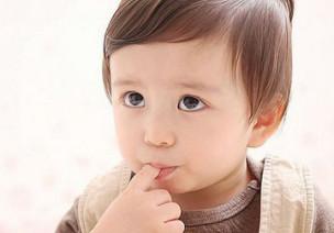 3~6岁儿童常见心理问题—吮吸手指