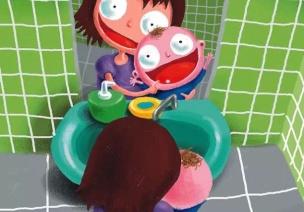 让宝宝爱上刷牙的亲子小游戏