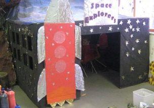 【区角环创】星际探索,科学区设计