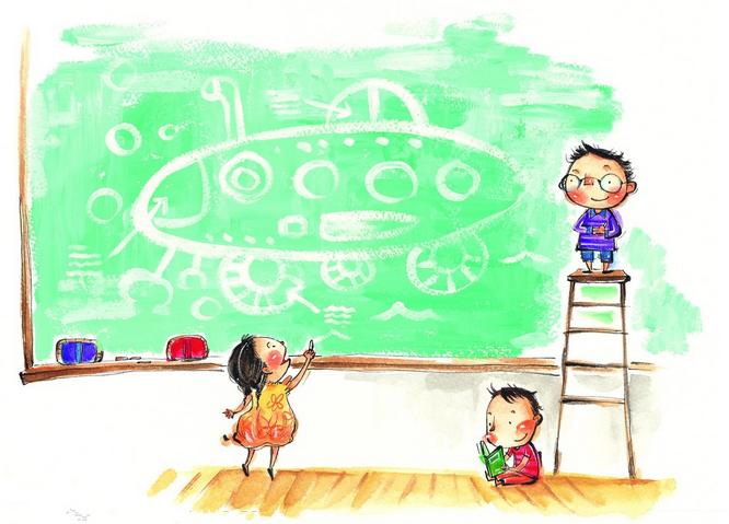 把课堂还给孩子,构建新型的师幼互动