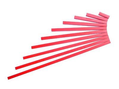 蒙台梭利 | 感官区工作示范:红棒