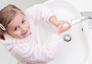 预防疾病从洗手开始