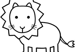 日本治愈系简笔画-野生动物(2)