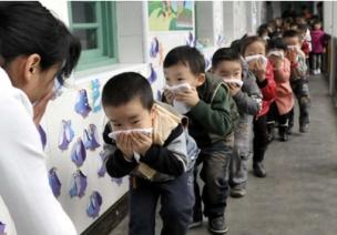 幼儿园中班安全教案:防火安全