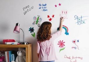孩子为什么喜欢在墙上涂鸦