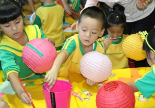 幼儿园中秋节活动方案