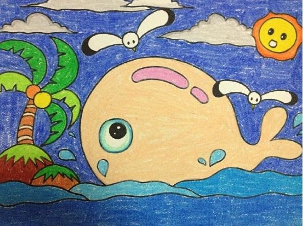 都说画如其人?教你从孩子的涂鸦看懂TA的心