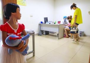 儿童外伤出血的急救方法(二)