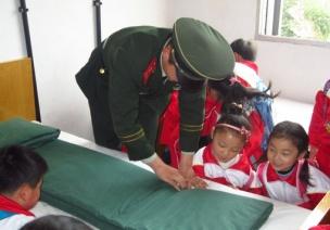 淺談幼兒園國防啟蒙教育