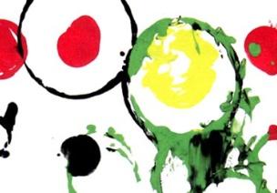 幼儿园小班物体画教案设计:圆之舞