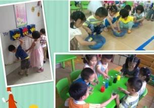 当前幼儿园区角活动存在的问题