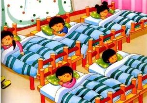 午睡前如何指导幼儿入睡