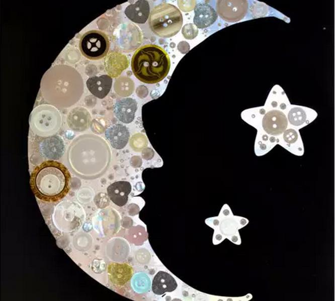 月亮的奥秘都在手工里
