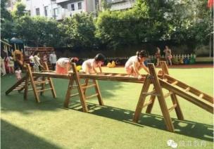 幼儿园如何有效开展户外游戏活动