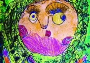 幼儿绘画:重在表达,而非技巧!