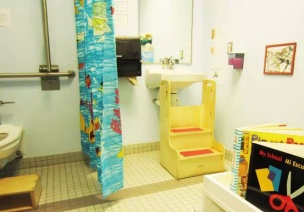 美国盥洗室环境的设计及文化