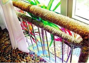 麻绳 | 幼儿园最好用的绳子之一,给你朴素的自然美